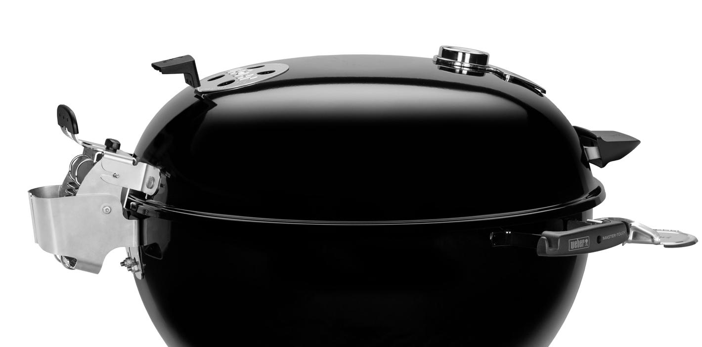 Montage Deckel Master-Touch Premium GBS von Weber